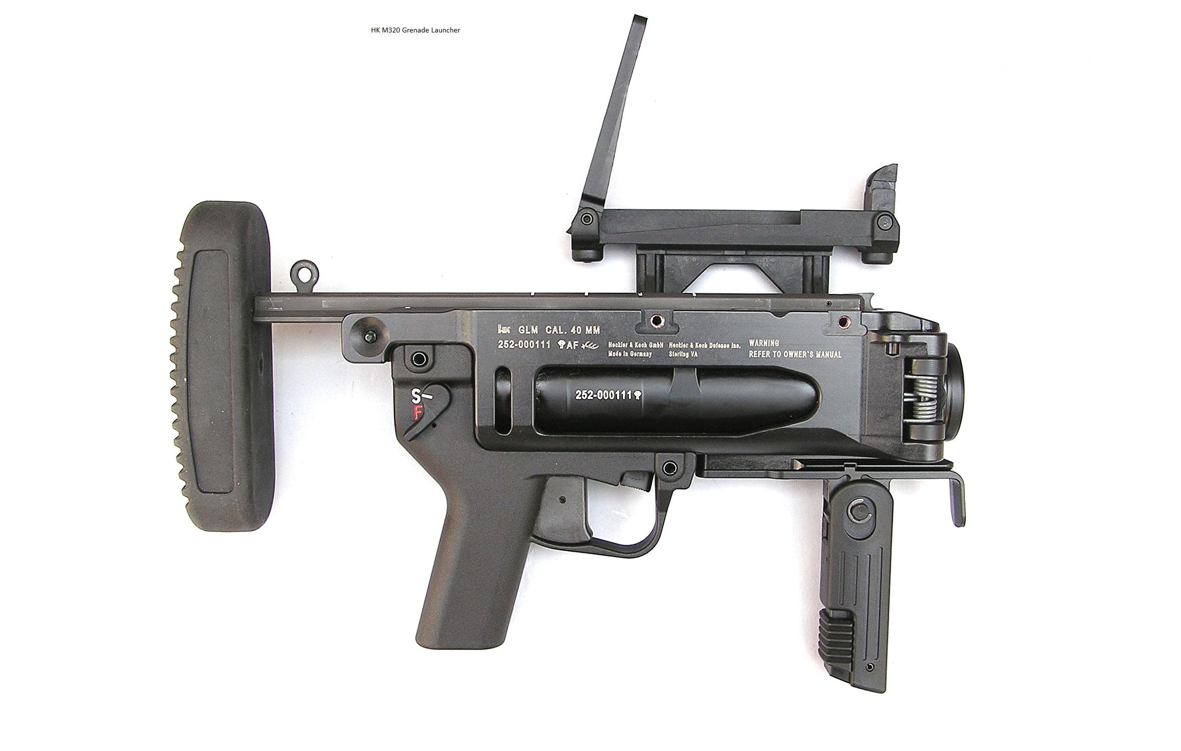 HK M320 Grenade Launcher