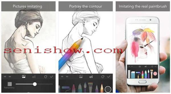 Aplikasi Menggambar Terbaik di Smartphone Android & IOS